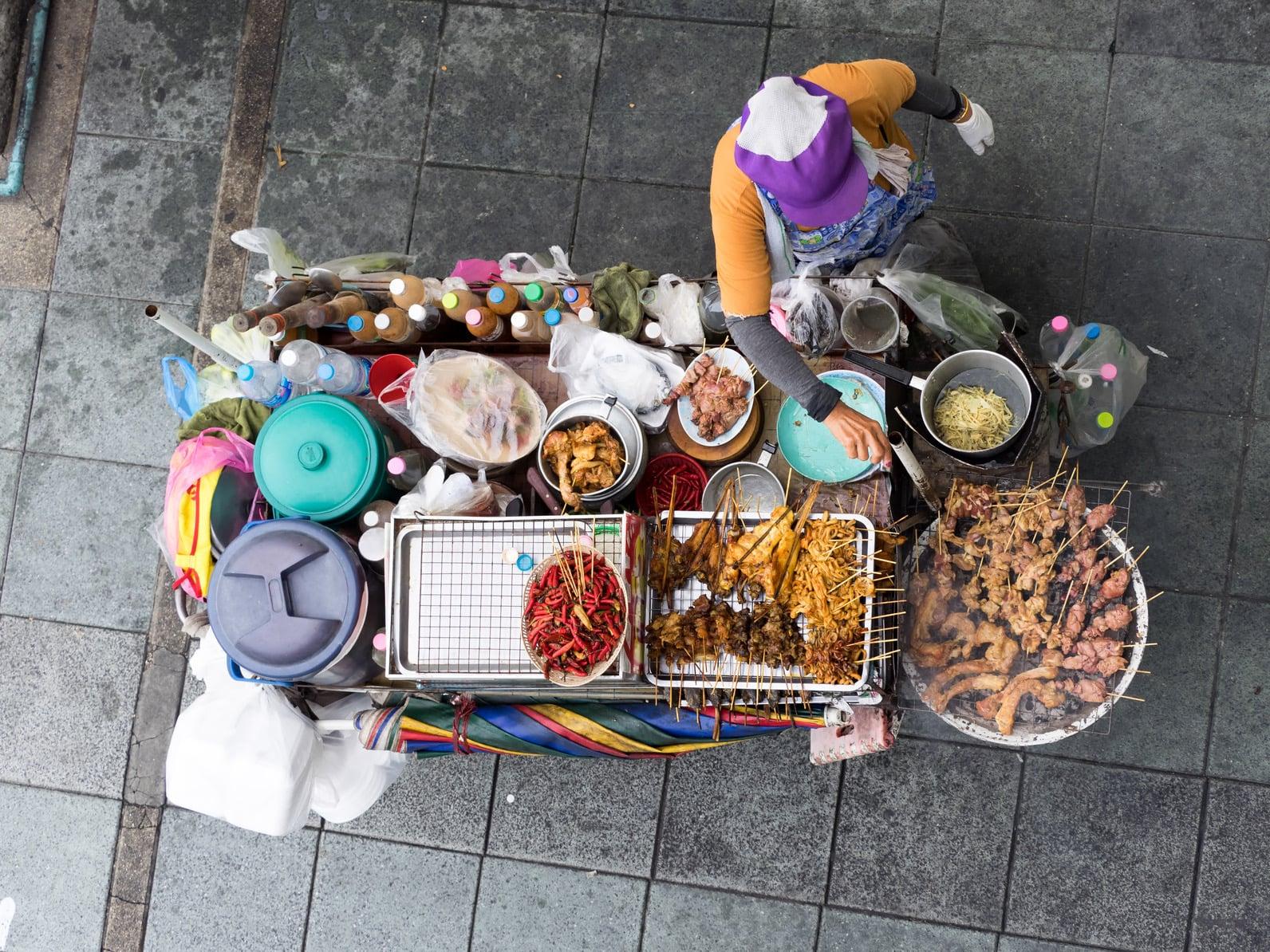 thai garkueche Tha Chang Stuttgart Authentic Thai Food